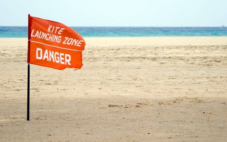 Is Kitesurfing Dangerous? The Answers to Your Questions