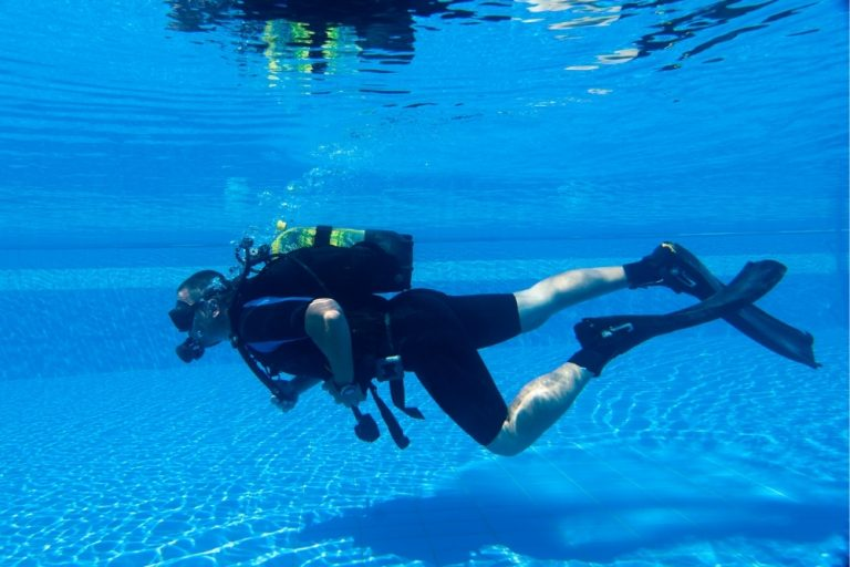 Can You Wear Wetsuits In A Swimming Pool?