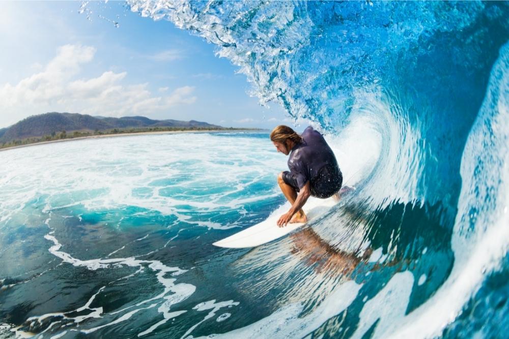 Is surfing dangerous