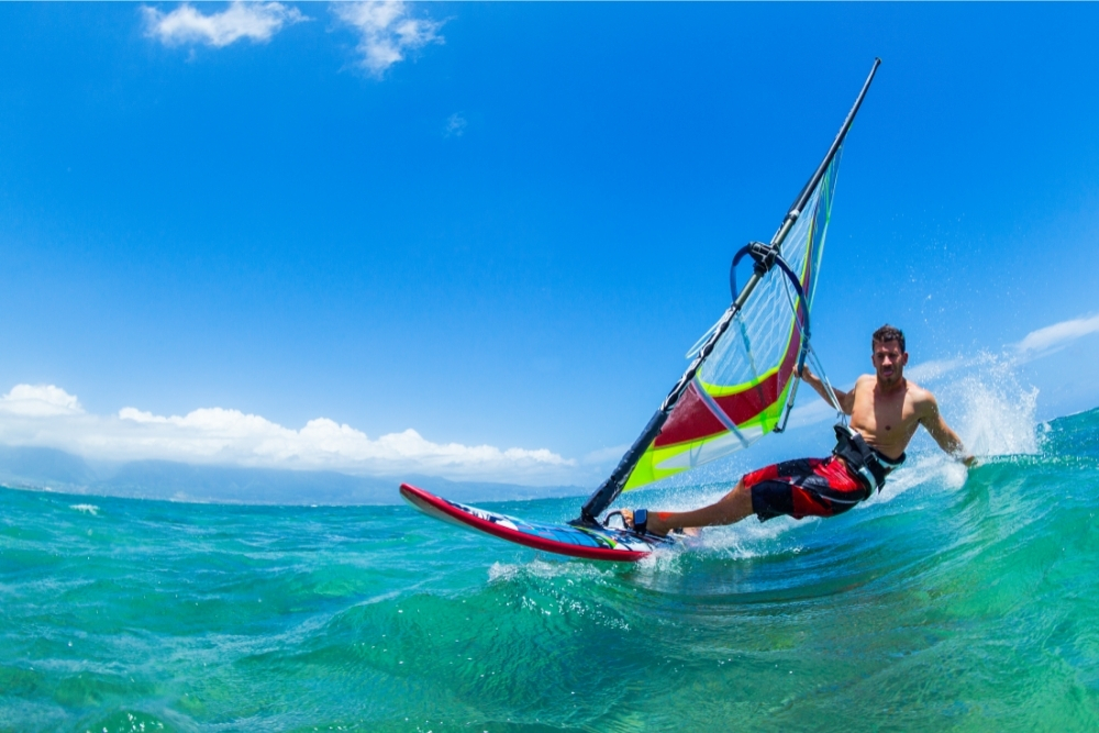 Is windsurfing a dying sport