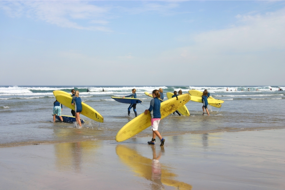 Surfing Lessons Courses in Cornwall