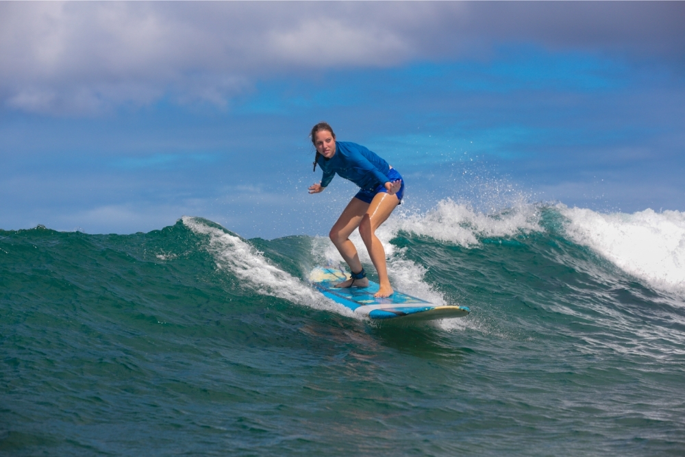 Who invented surfing