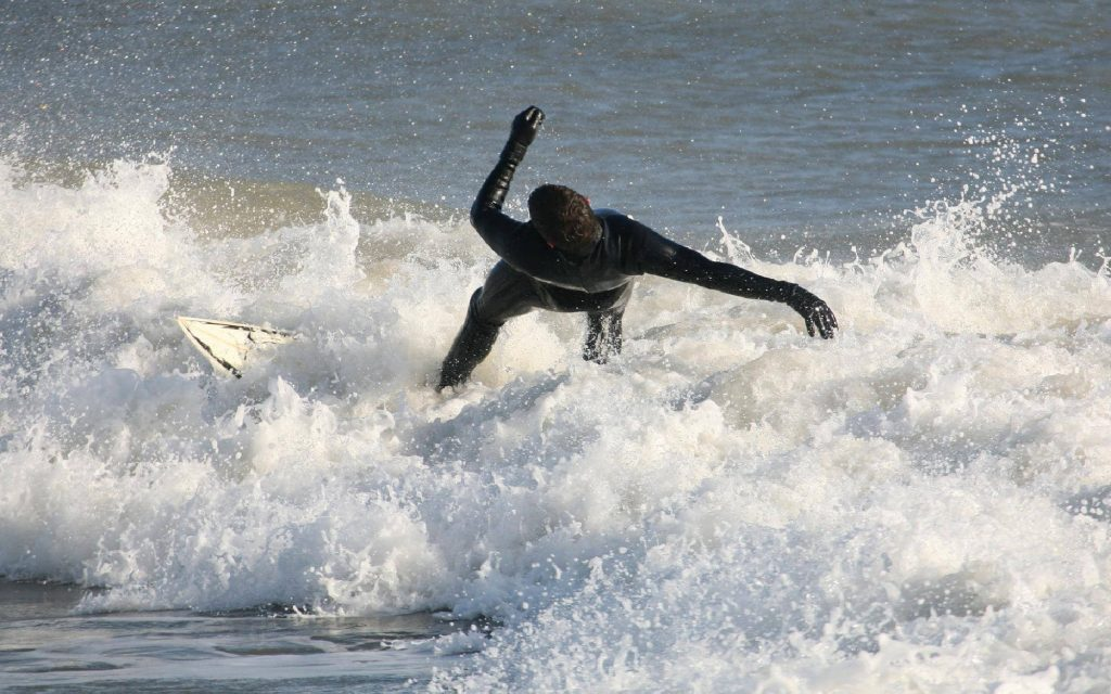 Can you teach yourself to surf