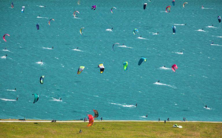 How Does Kitesurfing Work?