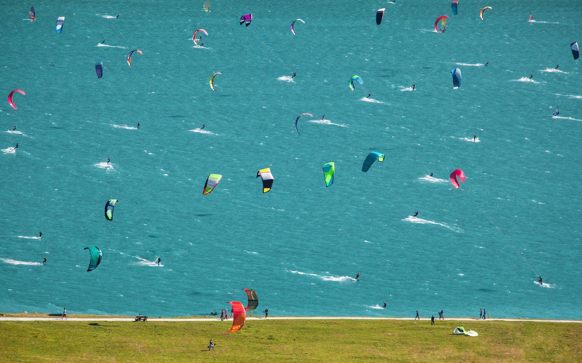 how-does-kitesurfing-work