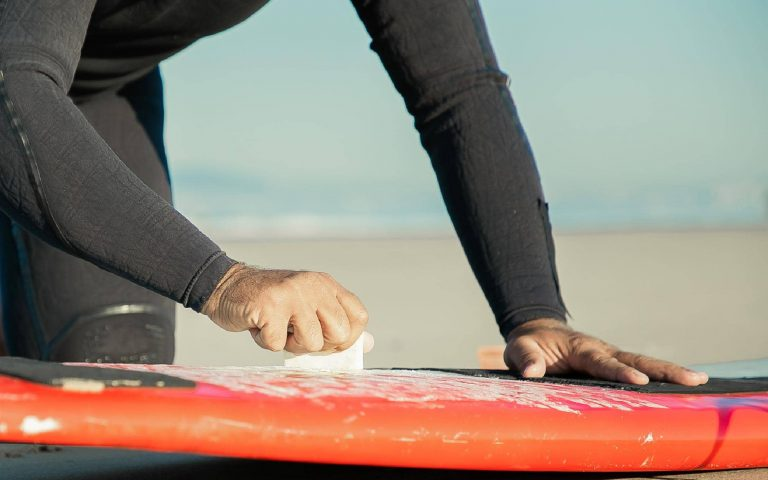 Why Do Surfers Wax Their Boards?