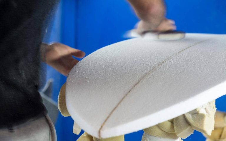 What Are Surfboards Made Of?